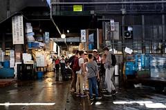 DSCF0229 (keita matsubara) Tags: tsukiji ichiba market   tokyo japan