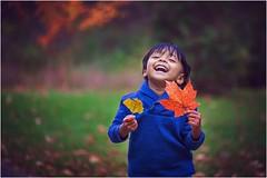 Ethan (Ethan|xxvi) Tags: 5dphotography ethanxxvi beautiful portrait boy sweet son soft autumn fall canon canon5d cute child yellow outdoor orange 28f 100mm