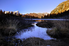 Il lago d'Arpy (kini_b) Tags: italy italia montebianco