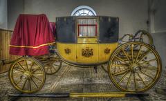 The Coach (Darwinsgift) Tags: boughton house coach northamptonshire hdr nikkor 20mm f18 g ed nikon d810 photomatix pro 5 museum