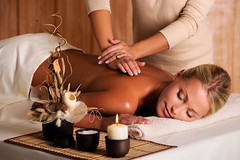 Benefits of Massage Therapy to Your Body (Massage Therapy Vancouver City) Tags: female back beauty spa salon woman treatment young beautician massaging relaxation pamper recreation rest indoors pampering lyingdown body therapy wellness beautiful care smile wellbeing relax skin bodycare skincare pleasure adult girl caucasian closedeye attractive cute one 20s purity tan hand horizontal push people backboneá professional expert masseur rubber ukraine backboneб massagetherapyvancouver
