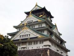 Osaka Castle (D-Stanley) Tags: castle osaka japan