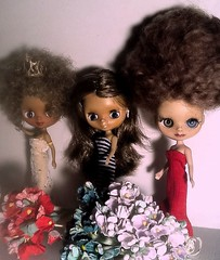 Blythe-a-Day#23: I'm Thankful For: The Prime Petites & Marisia's New Songs
