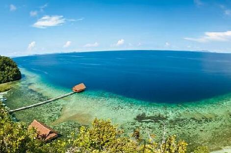 Pulau Pef - Raja Ampat
