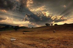 Lucania Landscape (* landscape photographer *) Tags: lucania italy landscapephotographer paesaggio sunset tramonto clouds nuvole colori colors valle sinni valley flickr 2016 nikond90 nikkor salvyitaly sa sasi salvo