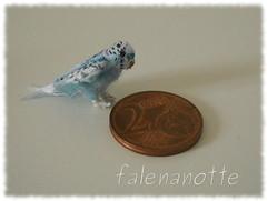 Pappagallini ondulati (simona falenanotte) Tags: miniature playscale barbie pappagallini parrocchetti fatto mano