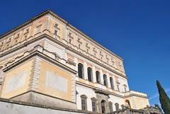 Caprarola (francescovinci58) Tags: caprarola lazio viterbo italia europa 2palazzo farnese storia architettura arte rinascimento palace building pittura