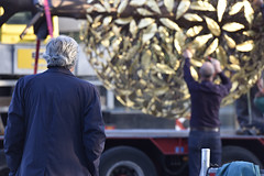 Giuseppe Penone Gravity and Growth, 2015 Art on Site Main Building ECB (European Central Bank) Tags: art germany hessen installation frankfurtammain ecb ezb europeancentralbank 2015artonsitemainbuildingecb giuseppepenone gravityandgrowth frankfurtammain ecbmainbuilding