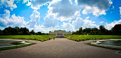 Belvedere Palace, Vienna (Jean-Paul Navarro) Tags: vienna city two gardens austria europe palace panoramic upper belvedere lower baroque habsburg