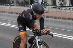 HLT ITT 2015 068 (hans905) Tags: cycling fietsen fiets roadbike timetrial fietser wielrennen wielerronde wielrenner womenscycling roadcycling racefiets timetrialbike tijdrit canonef70200mmf4lisusm tijdrijden canoneos7d wielrenster elisalongoborghini