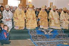 071. Consecration of the Dormition Cathedral. September 8, 2000 / Освящение Успенского собора. 8 сентября 2000 г