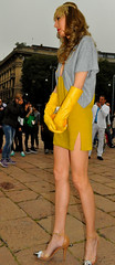 Janina Nectara (Paulix Black) Tags: street city urban sexy girl fashion lady cool glamour italian pumps legs milano moda style class heels glam chic fashionista stylish classy fashionable streetstyle