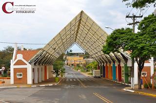 Passagem - Holambra - SP - Brasil