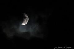 Lunar Eclipse and Super Moon 2015 (jordanlui) Tags: moon toronto canada eclipse universityoftoronto science physics astronomy lunar supermoon supermoon2015