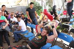 446A3292 (Black Terry Jr) Tags: japan solar blood mask wrestling astro terry silueta lucha libre sangre aero pagano mascaras roh caifan