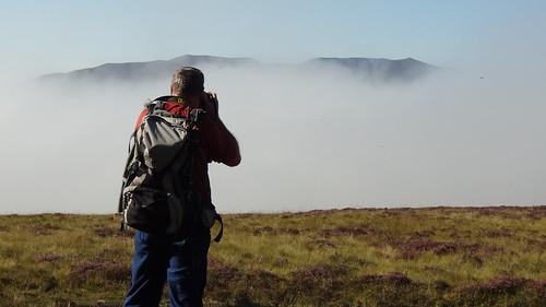 Lochnagar through the mist (1)
