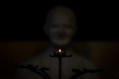 Paure_e_speranze (Danilo Mazzanti) Tags: arte chiesa candela danilo buio oscuro faccia volto speranze oscurità mazzanti sagoma espressione presenza paure danilomazzanti wwwdanilomazzantiit