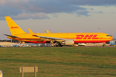 G-DHLG (QSY on-route) Tags: east ema midlands egnx gdhlg 12092015