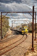 Tunnel Vision (SJB Rail) Tags: railroad trains southern ssr railways kelso railroads 1845 shorthaul 44206