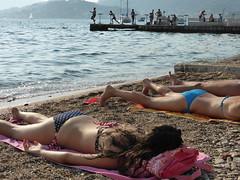 America (Jason&Julia) Tags: sea hot sexy beach beautiful america pretty babe bikini bottoms bums hottie sunbathing starsstripes