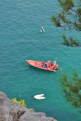 DSC_0231 (L.Karnas) Tags: sea beach strand island islands spain mediterranean playa menorca cala spanien minorca balearic inseln mittelmeer galdana balearische