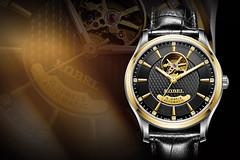 Nobel Master Automatic Watch (www.Boxfox1.com) Tags: mechanical swiss watch master automatic reloj nobel 2015