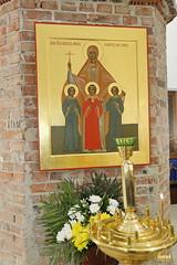 003. Patron Saints Day at the Cathedral of Svyatogorsk / Престольный праздник в соборе Святогорска