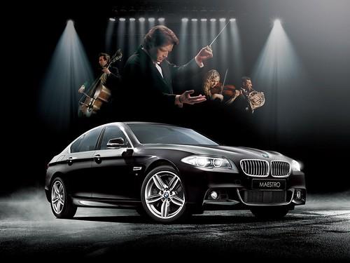 BMW 523d Maestro special edition