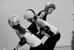 scdg_vs_svrg_L1062674 1 (nocklebeast) Tags: ca usa scottsvalley rollerderby rollergirls skates groms siliconvalleyrollergirls santacruzderbygirls svrgderby20