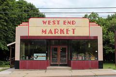 West End Market (jschumacher) Tags: massachusetts storefront northadams northadamsmassachusetts