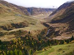 Haut Val Ferret (celestialpilgrim) Tags: autumn alps fall alpes automne switzerland ferret suisse valais randonne valferret lafouly ladotse planfins