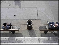London (Jacob Sellmaier) Tags: street greatbritain travel shadow england sun travelling london architecture design pigeons shade gb g1 stark pana m43 mft jacobsellmaier