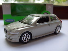 WELLY VOLVO C30 NO4 1/64 (ambassador84 OVER 7 MILLION VIEWS. :-)) Tags: volvo welly diecast c30 volvoc30