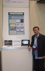 Seed Alliance activities at ICTD 2015, Singapore