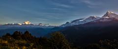 Poonhill, Nepal (JFB Photography) Tags: nepal mountains sunrise trekking landscape abc peaks annapurna himalayas poonhill mountainramadventures