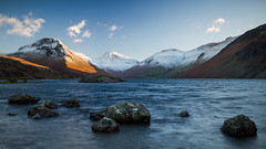 Wasdale first snow (Ade G) Tags: sunrise wasdale