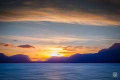 _Q8B1235-Modifier-Modifier.jpg (sylvain.collet) Tags: sunset sea mer nature water norway de evening soleil eau coucher scandinavia soir fjords coucherdesoleil norvge scandinavie