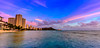 Diamond Head at Sunset (BBQMonster) Tags: waikiki oahu diamondhead waikikibeach honoluluhi waikikisunset oahusunset 1424mmf28g diamondheadsunset bbqmonster oahuphotography toddfburgess nikonafsnikkor1424mmf28gedlens nikond750 copyrightc2015toddfburgessallrightsreserved hawaii2015 bbqmonsterdigital d75040155