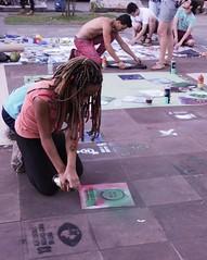 Mobilizando (Ana C Reis) Tags: sp crianas grafite mobilidade largodabatata mobilizao semanadamobilidade