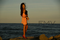 FMVAgency_Eliona_7970 (FMVAgency _Over 7,000,000 views, thanks to all) Tags: sunset sea portrait people woman sexy girl beautiful model nikon tramonto mare babe persone di campo ritratto fmv allaperto profondit