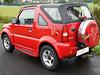 Suzuki Jimny Cabrio Verdeck 1998-heute