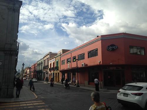 Avenida de la Independencia, Oaxaca