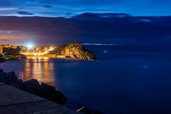 (Antonio Balsera) Tags: sunset espaa puerto atardecer asturias es llanes rompeolas principadodeasturias