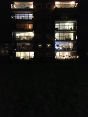 Groningen bij Nacht (ritzotencate) Tags: flat nacht fav groningen reitdiep jaagpad veilig050