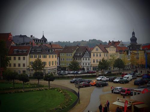 Coburg - Schlossplatz