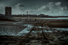 A Margate exposure (stocks photography.) Tags: beach coast seaside sandy stocks dreamland margate tiltshift stocksphotography michaelmarsh amargateexposure iconicmargate