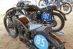 1930 and 1939 Velocette KTT's (nzpeterb) Tags: road newzealand classic ariel vintage indian canterbury racing norton harley westlake harleydavidson nz triumph bmw motorcycle yamaha 1200 mirage harris ducati motoguzzi triple mx timaru lemans levels bonneville xr goldstar triton gp dustbin sidecar commando mountaineer mv laverda guzzi rotax 850 bsa rumi raceway matchless griffon trident agusta royalenfield g12 6t r100rs velocette roadracing xs650 ktt g80 rudge 5ta greeves 5004 enfiled 750s b50 motoparilla rd350lc eldee xs750 gs250 robnorth 400ss tz350a nzpeterb