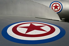 MIG Stars (Mondmann) Tags: history museum airplane stars memorial asia fighter aircraft wing korea communist seoul insignia southkorea warmemorial rok coldwar mig northkorea warplane fuselage eastasia fighterplane fighterjet republicofkorea warmemorialmuseum northkorean mig19 fighteraircraft mondmann canonpowershots120 leewoongpyung
