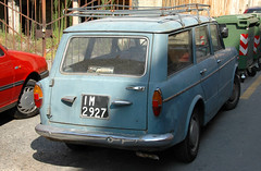 FIAT (baffalie) Tags: auto old classic car vintage italia voiture retro coche ancienne vintimiglia classicas worldcars