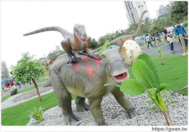 24015568636 ff76996096 z - [台中展覽●西屯區] 台中侏儸紀樂園–全台唯一戶外大型恐龍展,展期2015/12/18~2016/3/17 ♪ 來看會動的恐龍